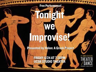 Tonight We Improvise
