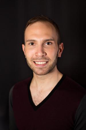 Brandon Whited, Assistant Professor