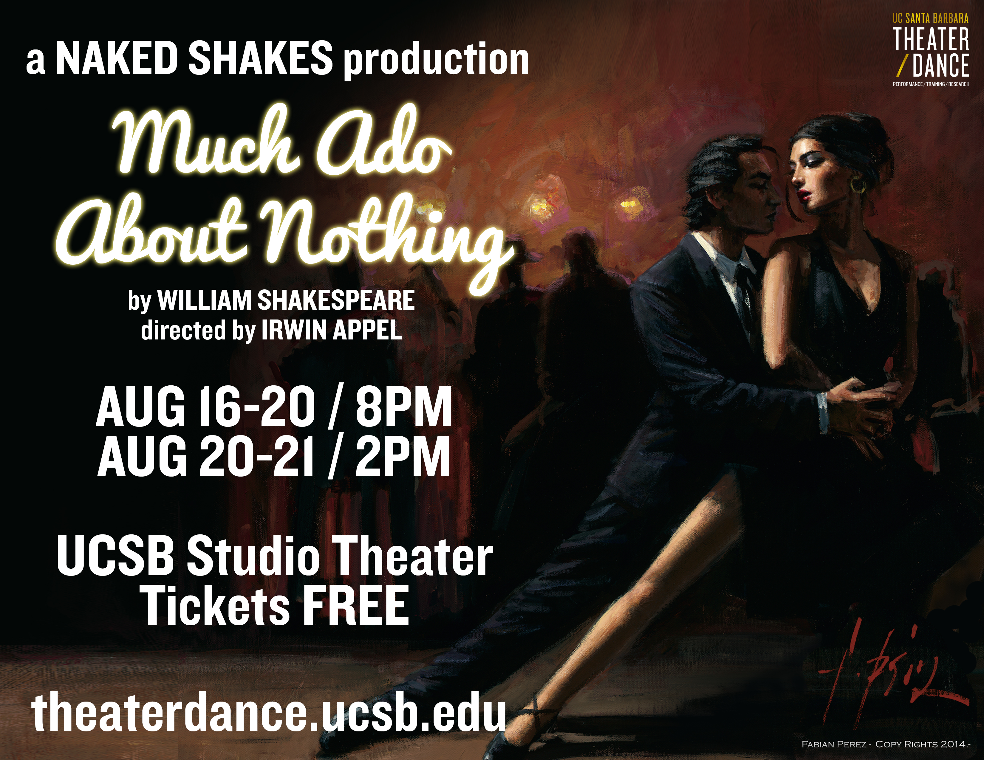 Naked Shakes Presents Stripped Down Version of Macbeth