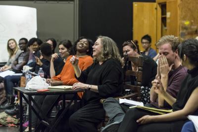 Kathleen Turner Master Class Pic 4