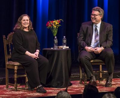 An Intimate Conversation with Kathleen Turner Pic 2