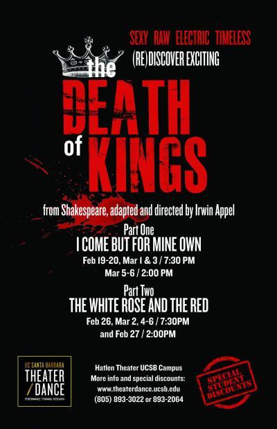 The Death of Kings Saga