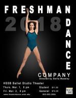UCSB Freshman Dance Concert